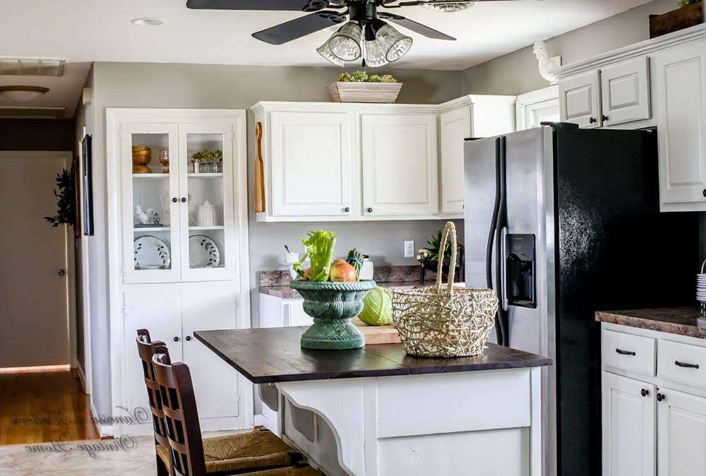 Can You Paint Kitchen Cabinets Without Removing Doors