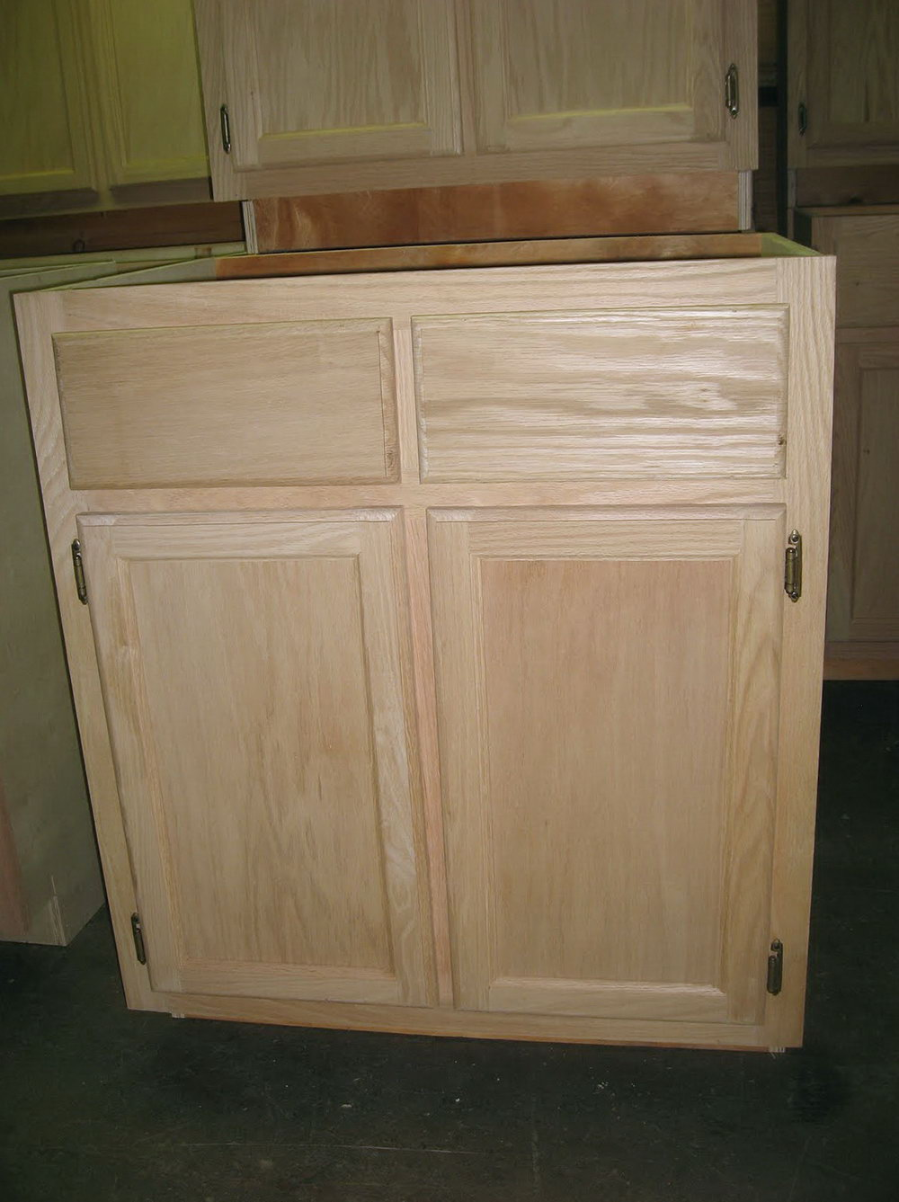 Cheap Unfinished Kitchen Cabinets Near Me