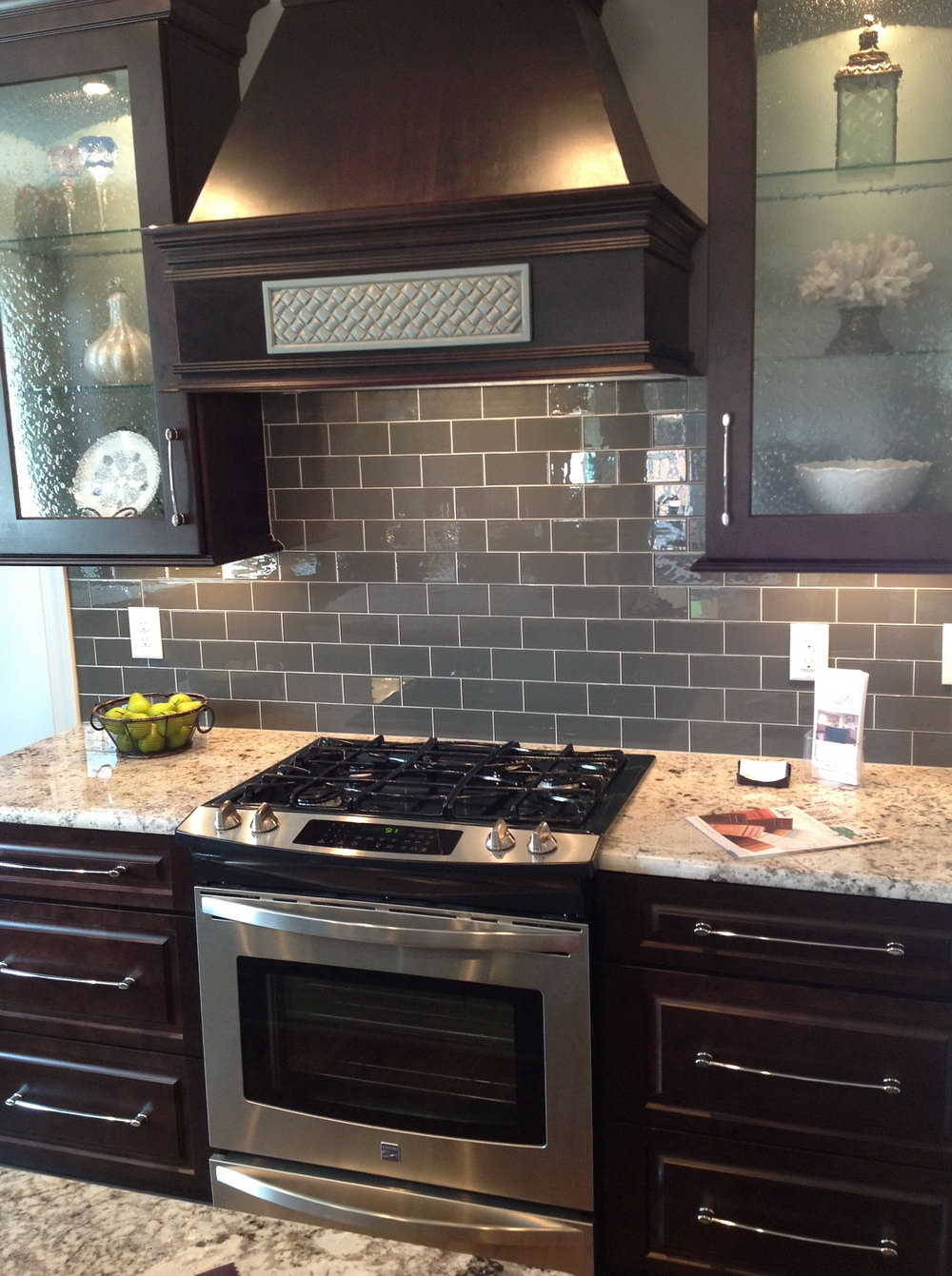 Chocolate Color Kitchen Cabinets