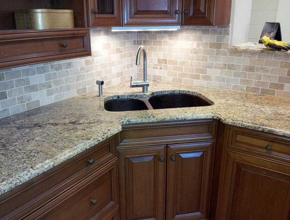 Corner Kitchen Sink Cabinet Lowes