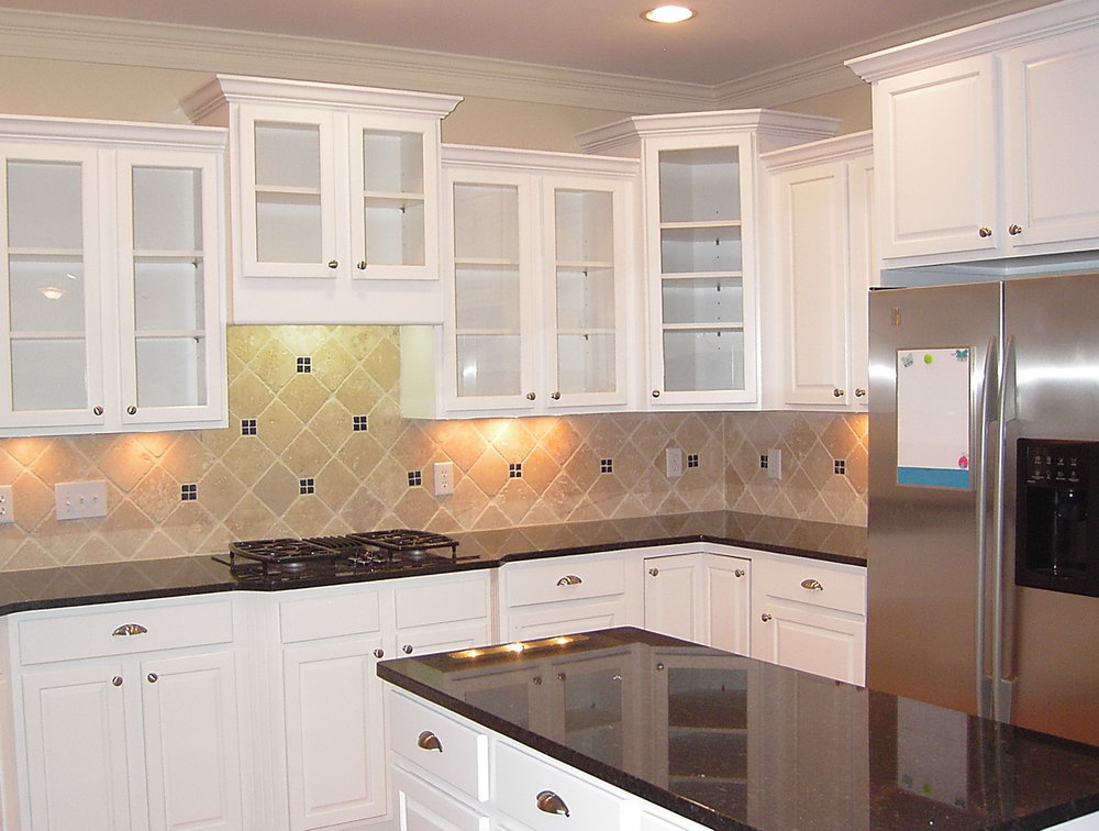 Cost Of Painting Kitchen Cabinets White