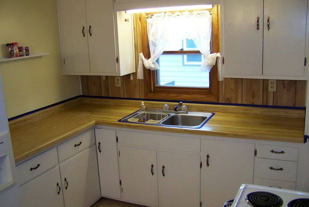 Cost To Refinish Kitchen Cabinets Per Sq Ft