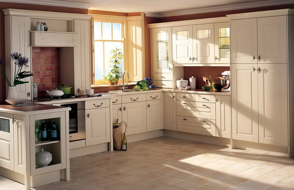 Country Style Kitchen Cabinets For Sale
