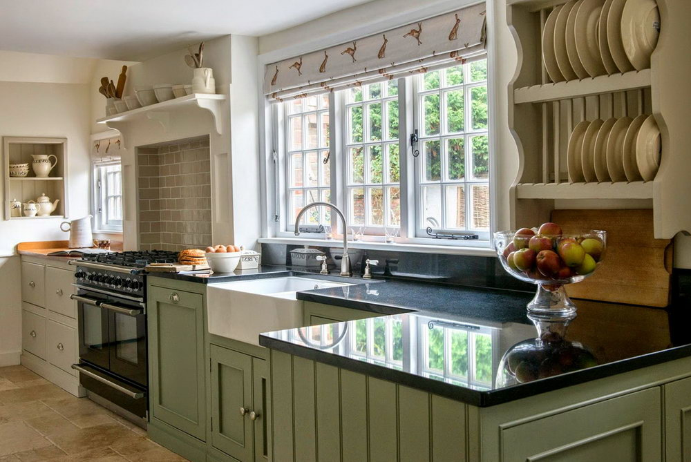 Country Style Kitchen Cabinets Singapore