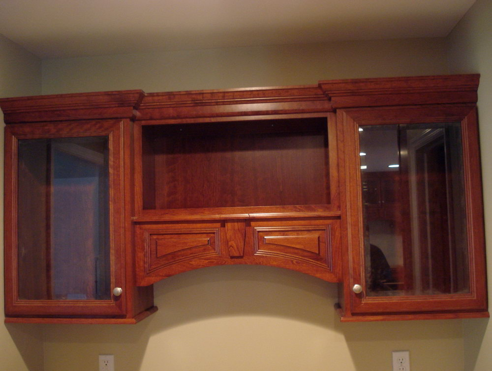 Crown Molding For Kitchen Cabinets Picture