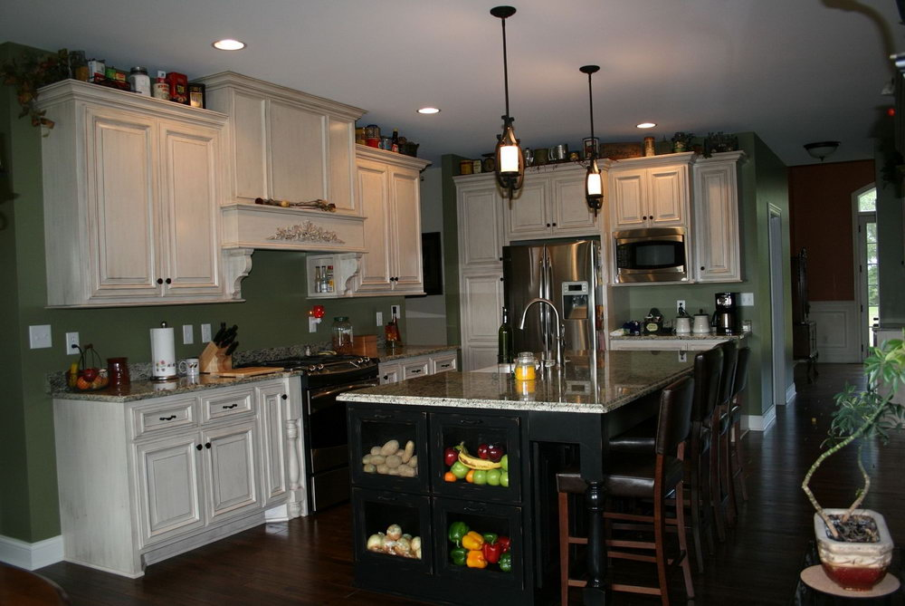 Custom Made Kitchen Cabinets Online