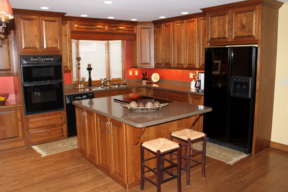 Depth Of Kitchen Cabinets Uk