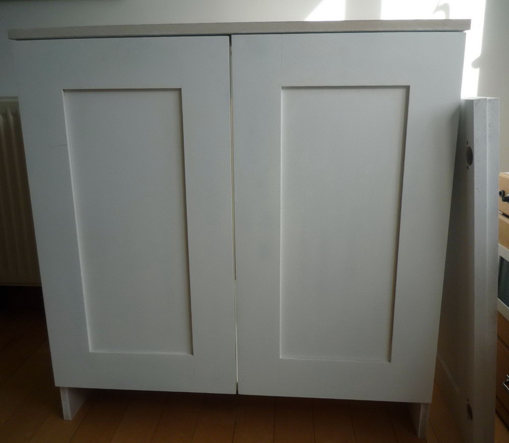 Diy Kitchen Cabinet Doors Replacement