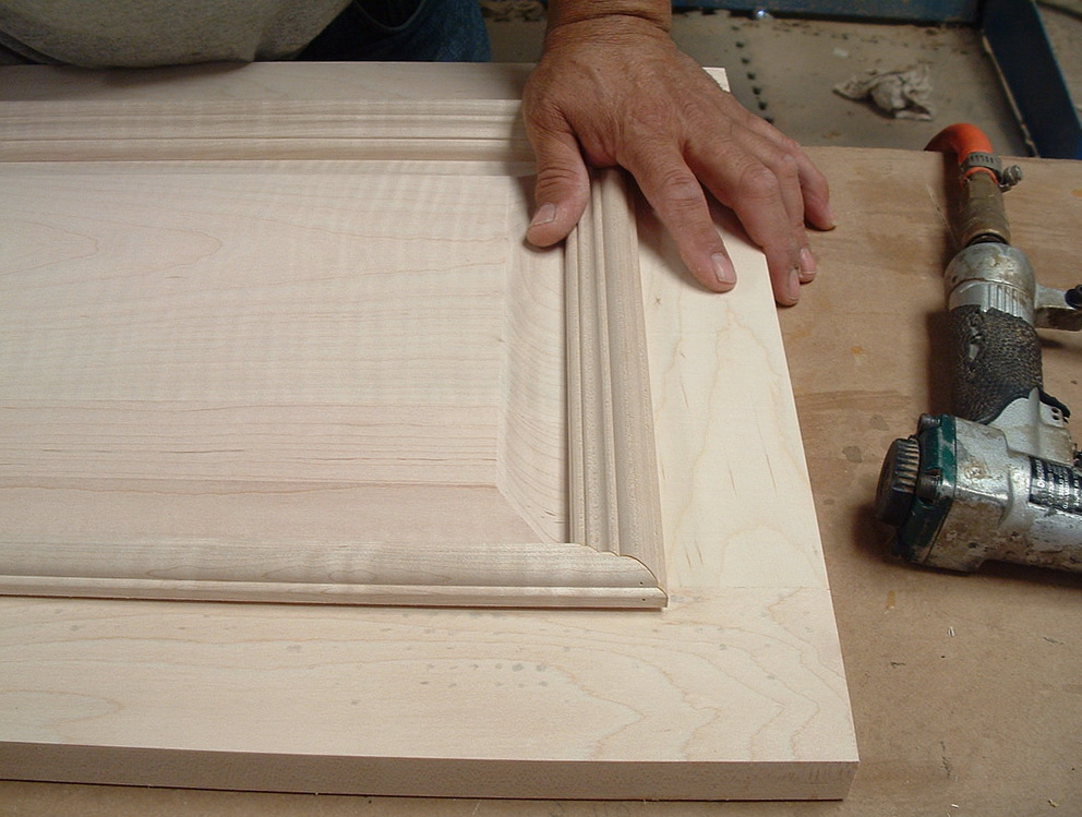 Diy Plywood Kitchen Cabinet Doors