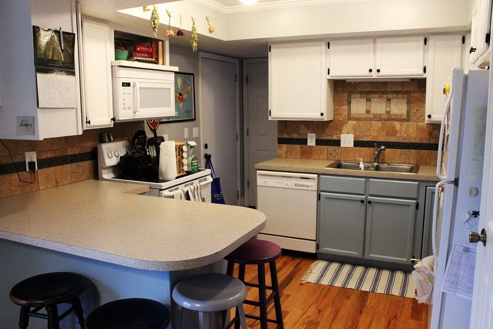 Do It Yourself Kitchen Cabinets And Countertops