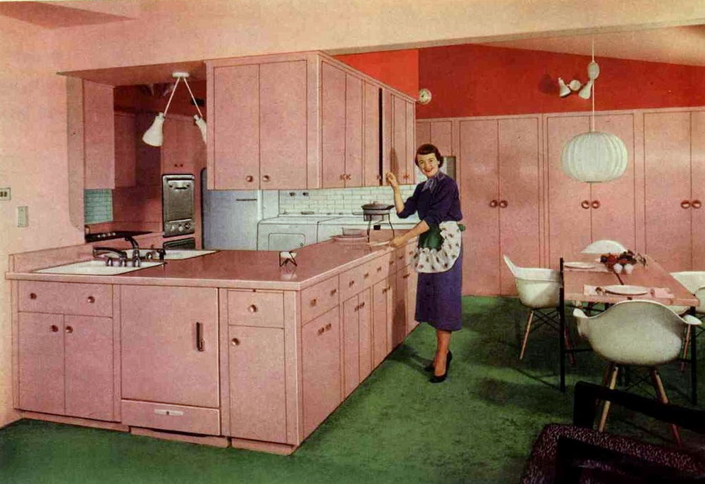 Formica Kitchen Cabinets Makeover