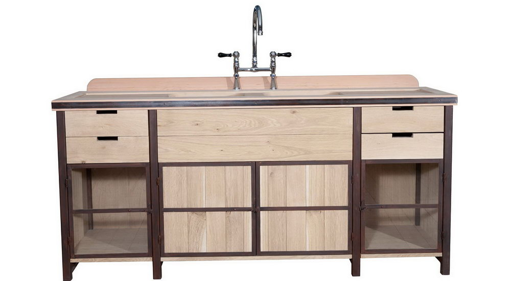 Free Standing Kitchen Sink Cabinets