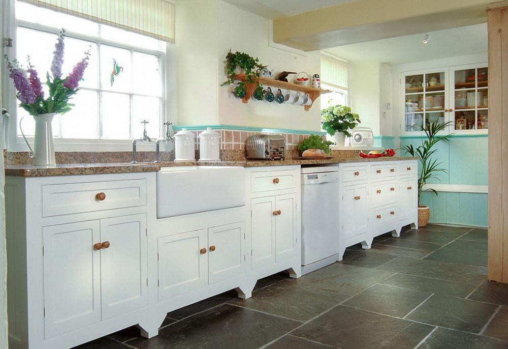 Freestanding Corner Kitchen Cabinet
