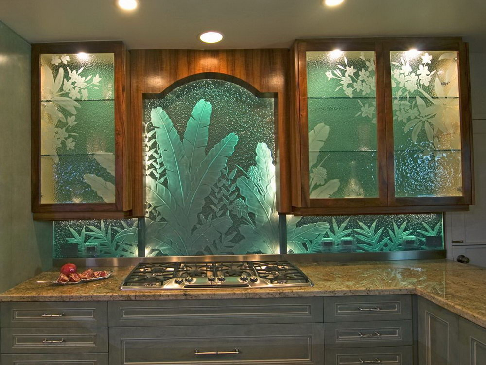 Glass Shutters For Kitchen Cabinets