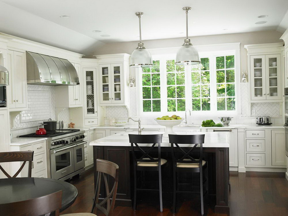Hgtv White Kitchen Cabinets