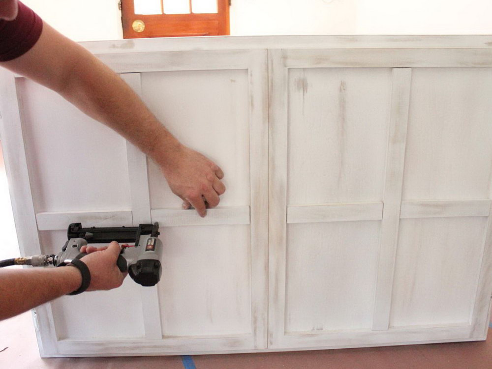How To Build A Kitchen Cabinet Door