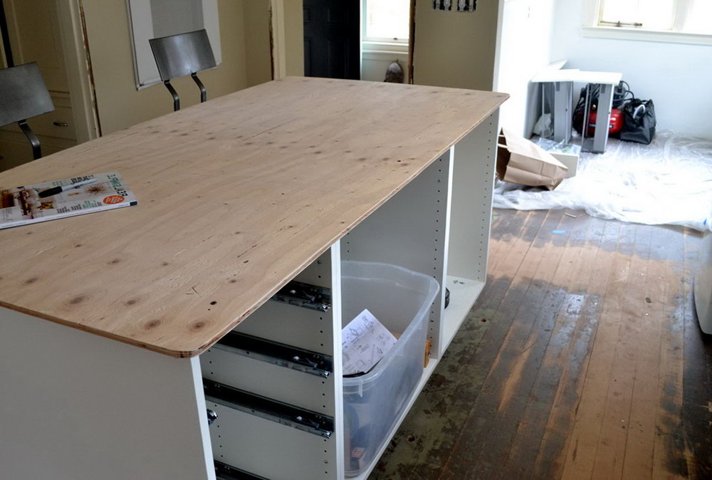 How To Build A Kitchen Cabinet Video
