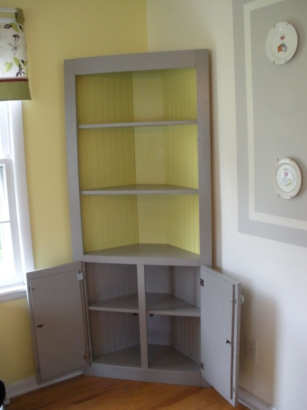 How To Build A Kitchen Pantry Cabinet