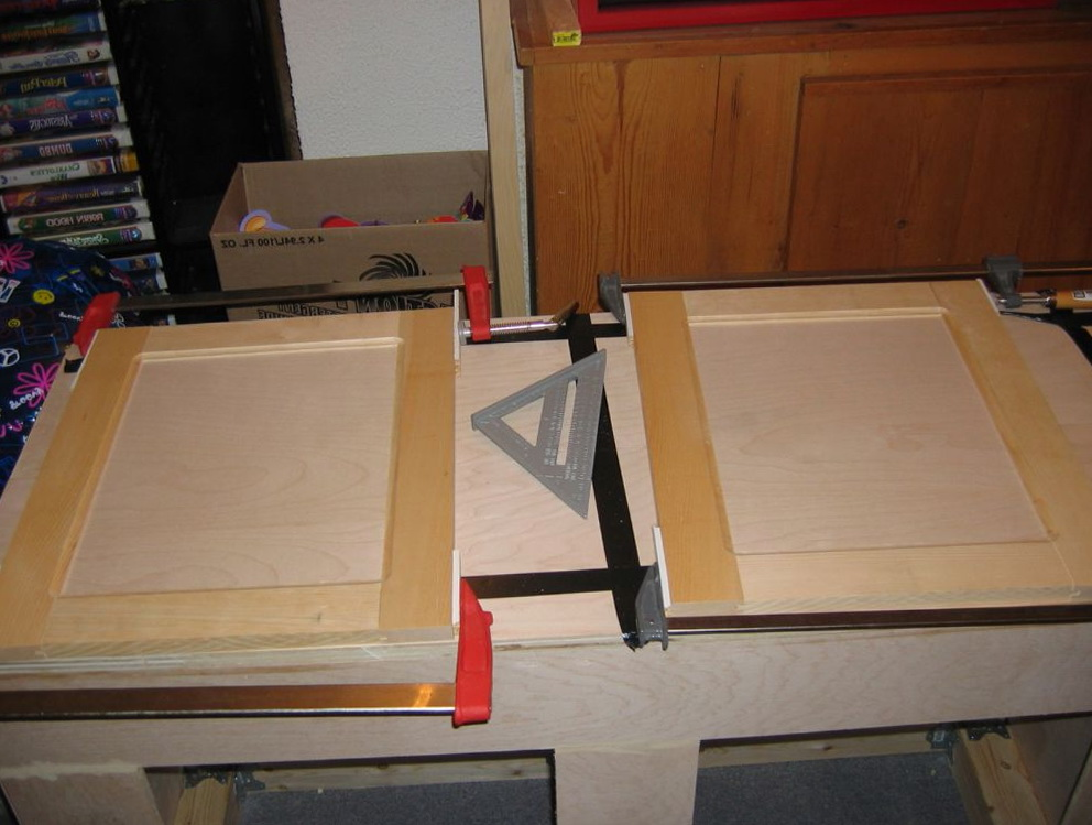 How To Make Kitchen Cabinet Doors From Mdf