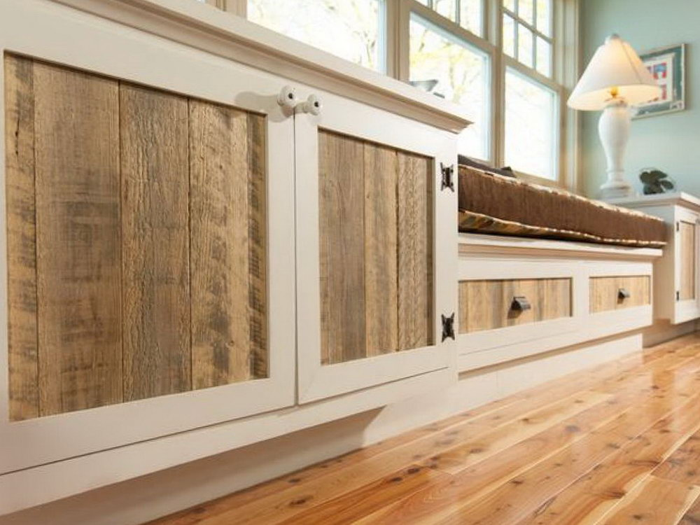 How To Make Kitchen Cabinet Doors From Pallets