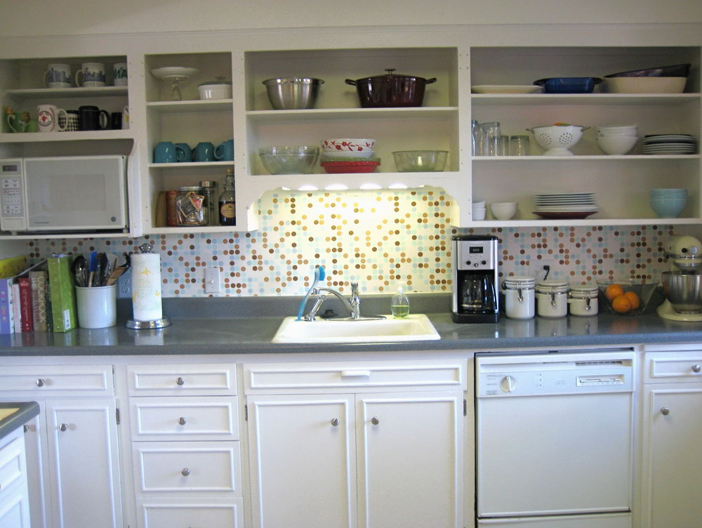Ideas For Kitchen Cabinets For Small Kitchens