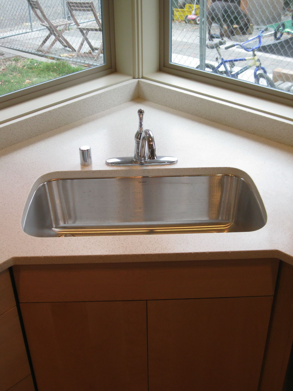 Ikea Corner Kitchen Sink Cabinet