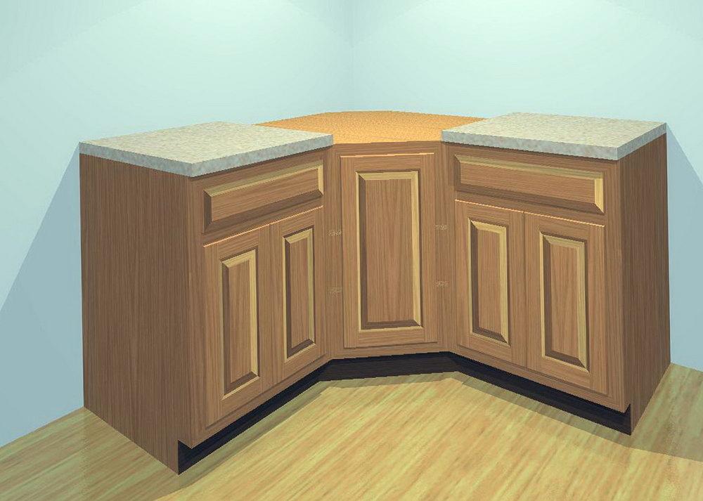 Ikea Kitchen Corner Cabinets