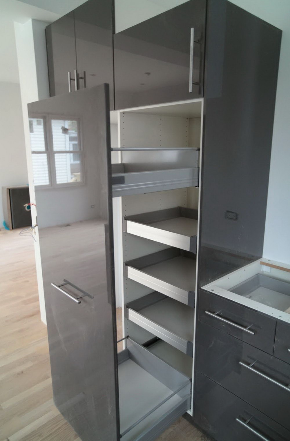 Ikea Kitchen Pantry Cabinet