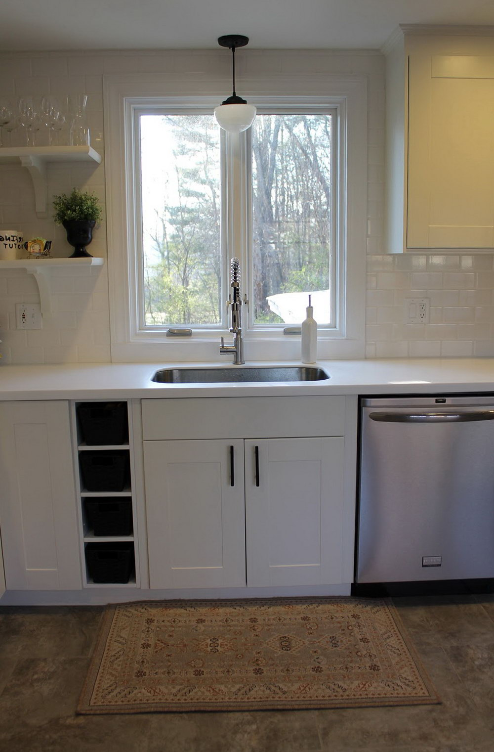 Ikea Kitchen Sink Cabinet Installation