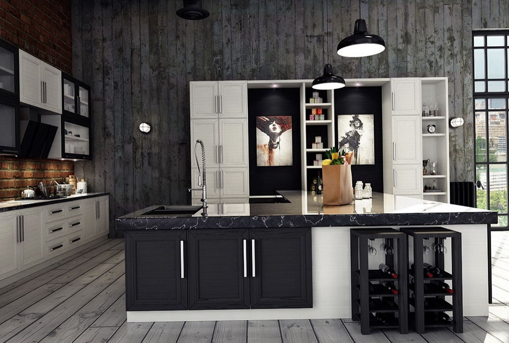 Industrial Kitchen Cabinets For Sale