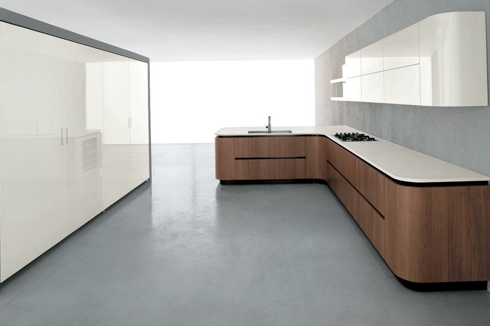 Italian Kitchen Cabinets India
