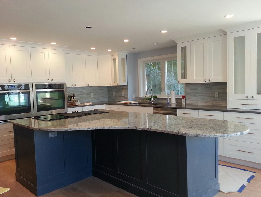 Ivory Kitchen Cabinets What Colour Countertop