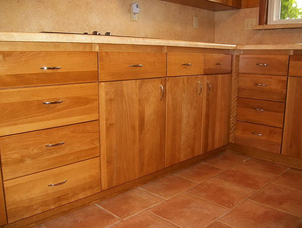 Kitchen Base Cabinet Construction