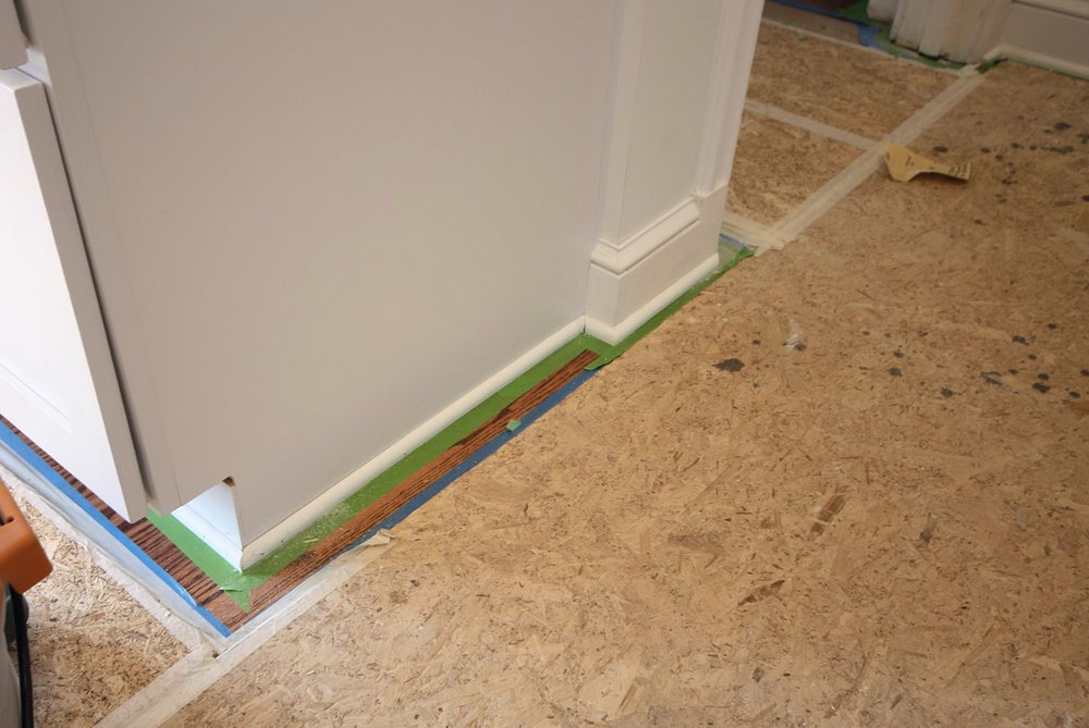 Kitchen Cabinet Base Moulding