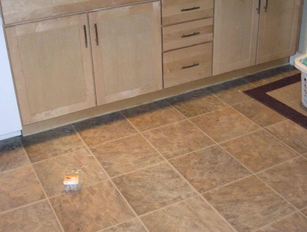 Kitchen Cabinet Base Trim