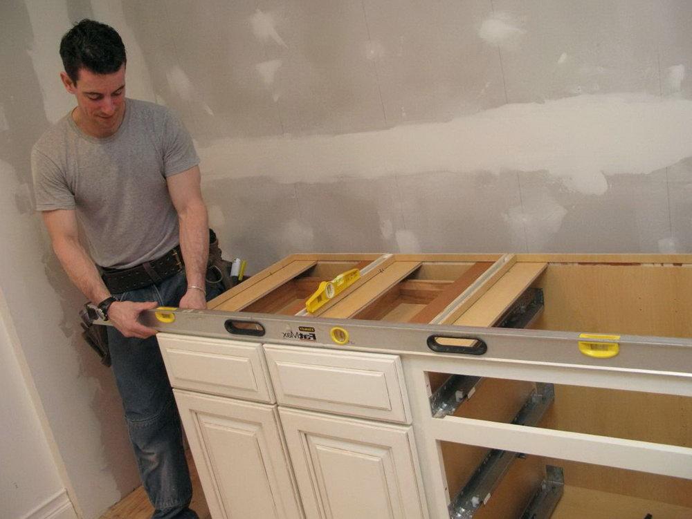 Kitchen Cabinet Construction Methods