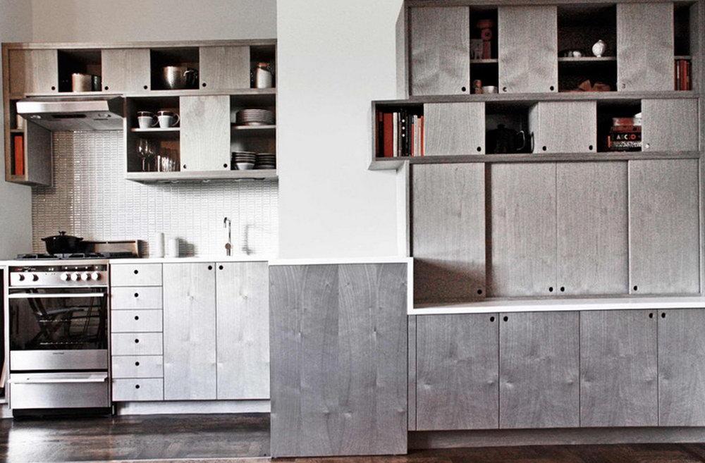 Kitchen Cabinet Door Alternatives