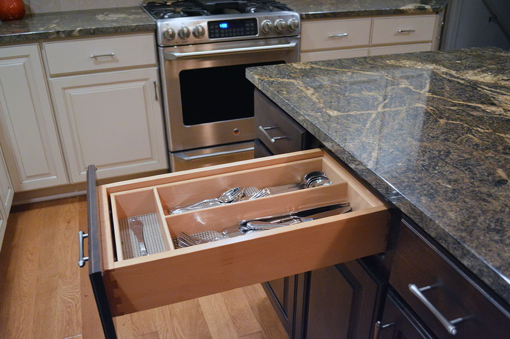 Kitchen Cabinet Drawer Accessories