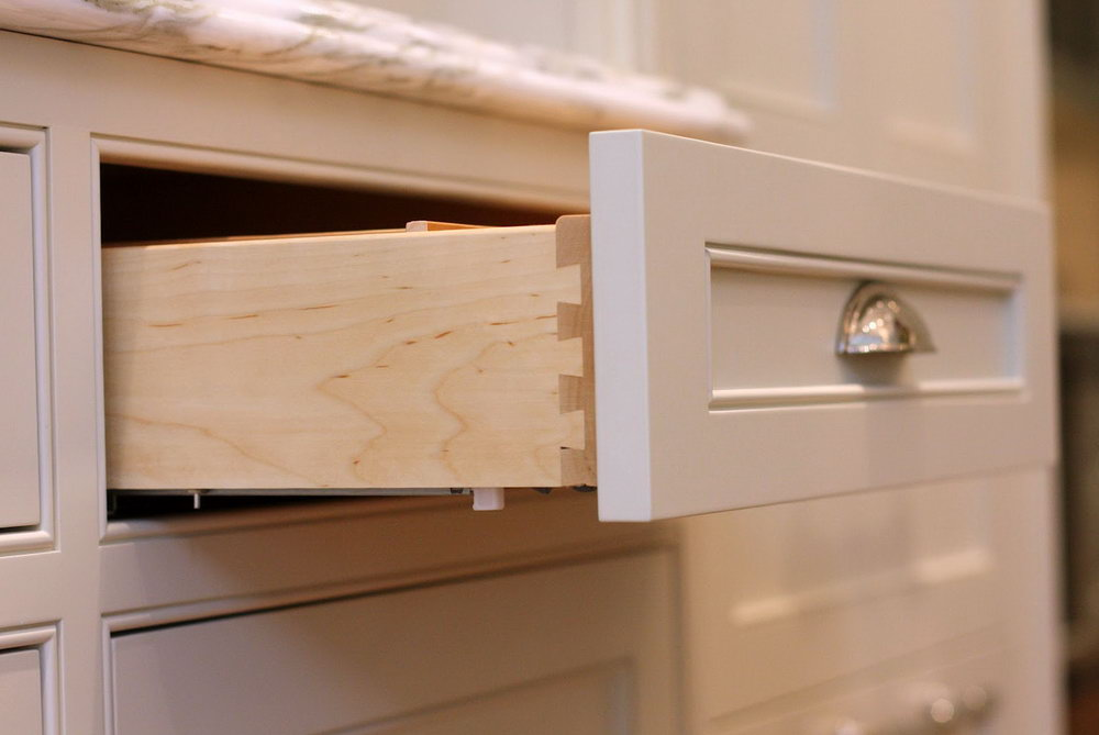 Kitchen Cabinet Drawer Slides Bottom Mount