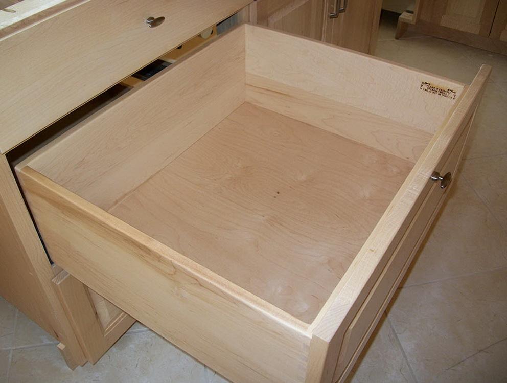 Kitchen Cabinet Drawer Slides