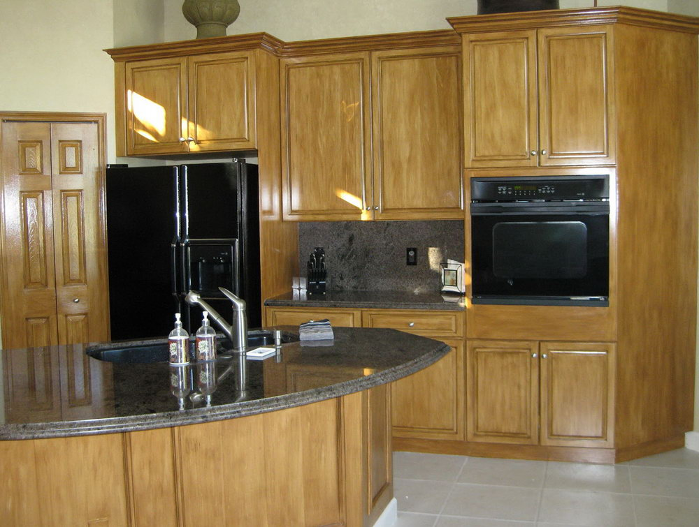 Kitchen Cabinet Finishes 2017