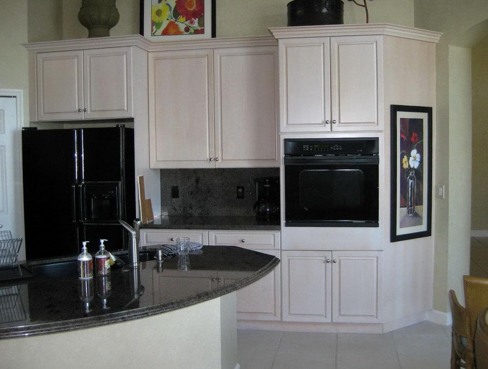 Kitchen Cabinet Finishes Ideas