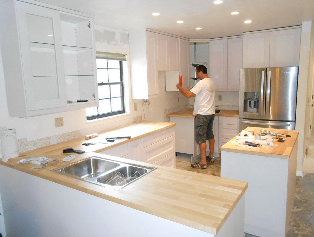 Kitchen Cabinet Installation Cost Ontario
