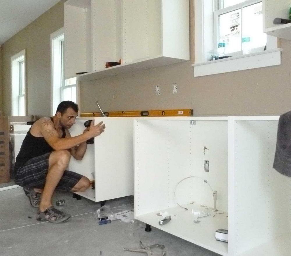 Kitchen Cabinet Installers Las Vegas