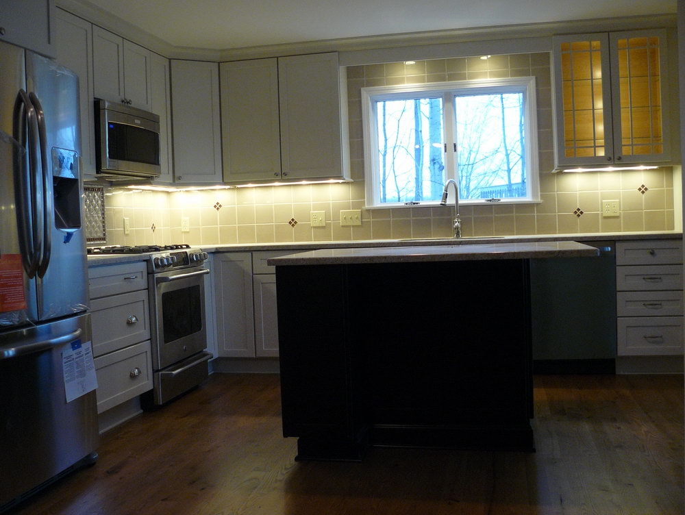 Kitchen Cabinet Lights B And Q