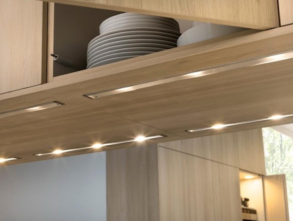 Kitchen Cabinet Lights Battery