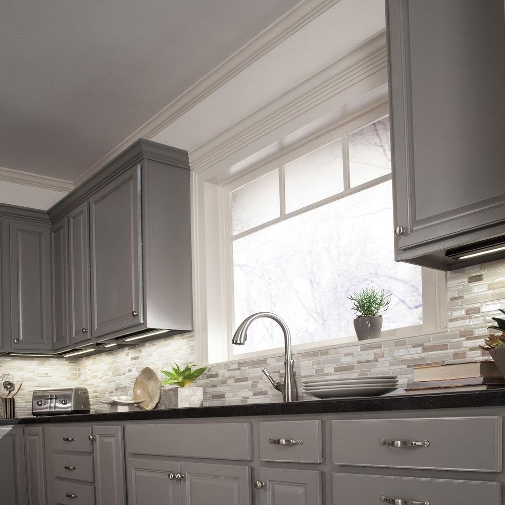 Kitchen Cabinet Lights Not Working