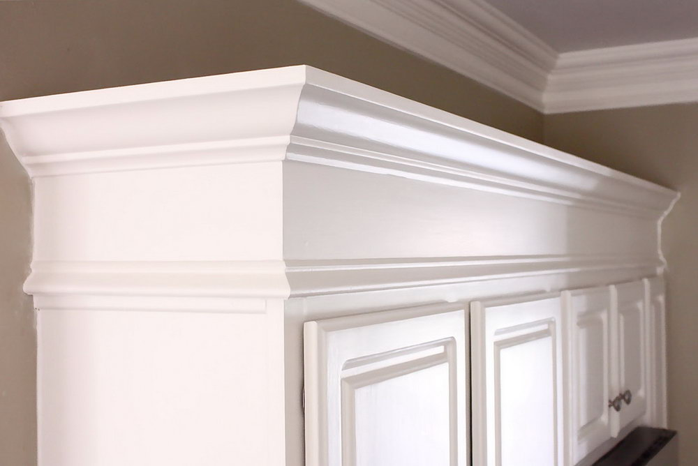 Kitchen Cabinet Molding And Trim