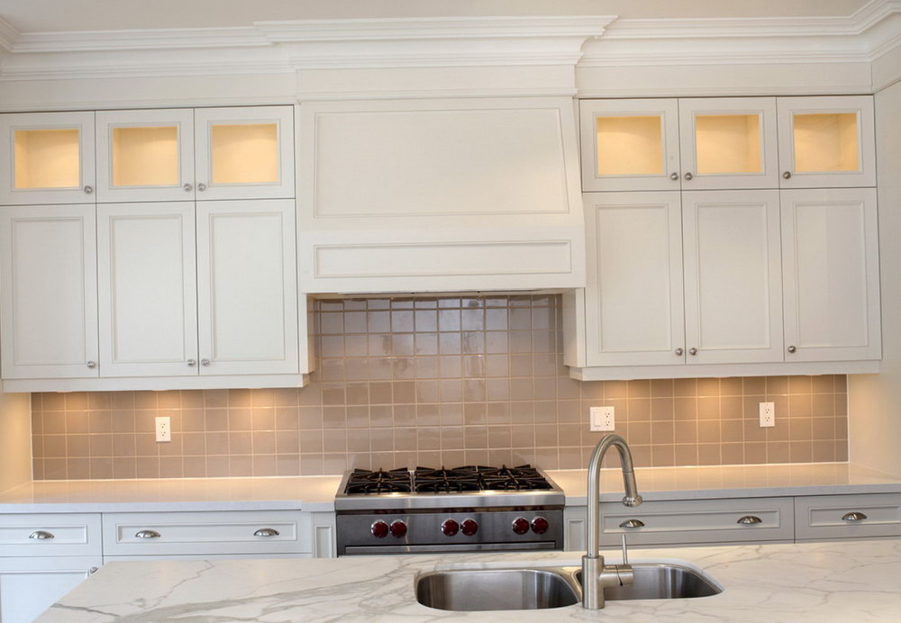 Kitchen Cabinet Molding To Ceiling