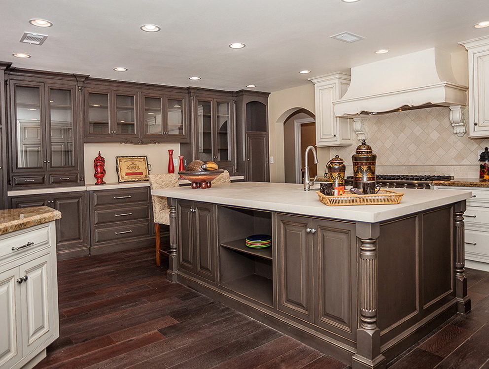 Kitchen Cabinet Paint Design Ideas
